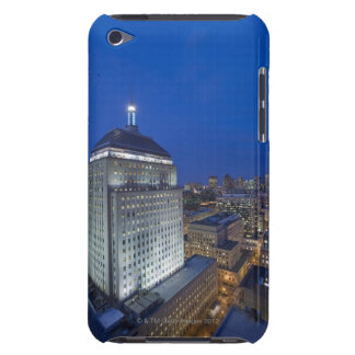 Old John Hancock Building with Boston in the iPod Touch Case-Mate Case