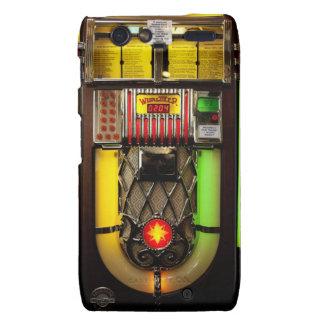 Old Jukebox Droid RAZR Case