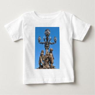 Old lamppost in Paris, France Tee Shirt