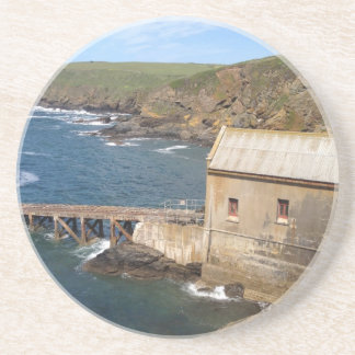 Old Lifeboat Station, Lizard Peninsula, Cornwall Coaster