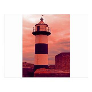 old lighthouse postcards