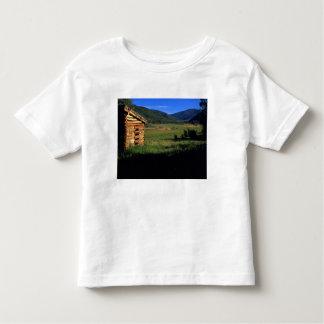 Old log homestead near Park City, Utah. (P.R.) Toddler T-Shirt