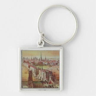 Old London Bridge Key Ring