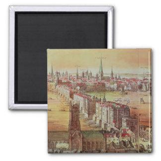 Old London Bridge Fridge Magnets