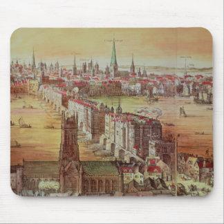Old London Bridge Mouse Mat