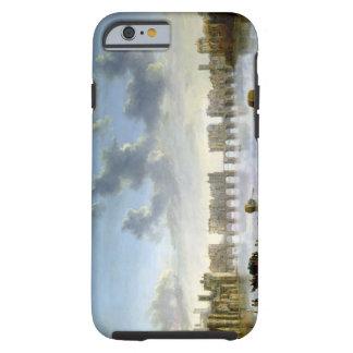 Old London Bridge (oil), c.1630 Tough iPhone 6 Case