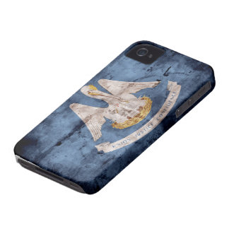 Old Louisiana Flag; iPhone 4 Case