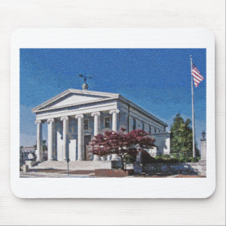Old Madison County Courthouse Mouse Pads
