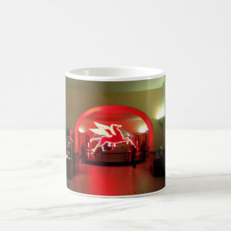 Old Magnolia Pegasus in the Old Red Lobby Coffee Mug