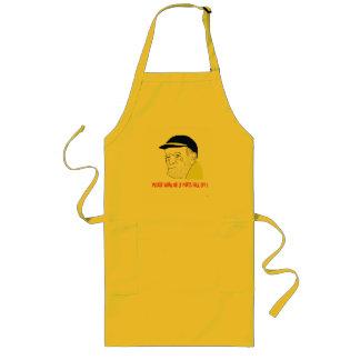 Old man apron