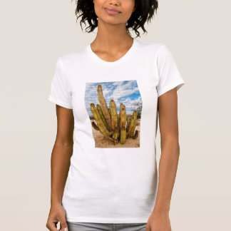 Old Man Cactus portrait, Mexico T-Shirt