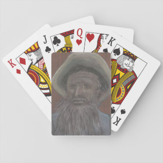 Old Man from the Sea on Playing Cards