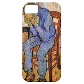 Old Man in Sorrow by Vincent van Gogh 1890 iPhone 5 Case