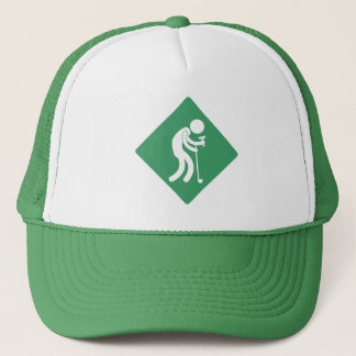 Old Man Sports Club Trucker Trucker Hat