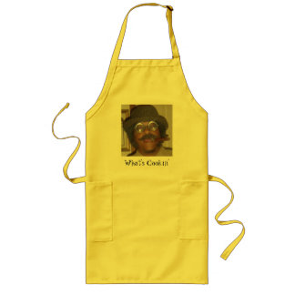 old man, What's Cookin' Long Apron