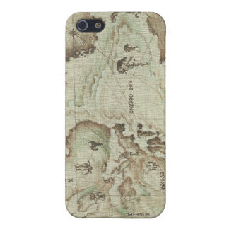 Old Mapamundi Hard Case for Iphone 4/4s Speck