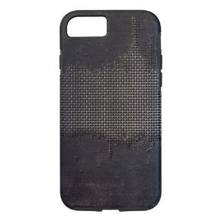 old Metal Surface with Big Scratches iPhone 7 Case