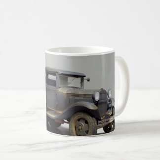 Old Military Truck Coffee Mug
