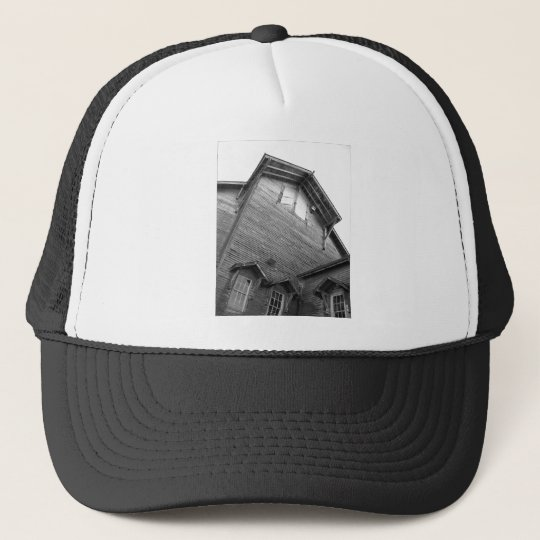 Old Mill Barn Photography Trucker Hat