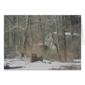 Old Mill Sumneytown PA Note Card