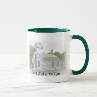 Old Mission Coffee Mug