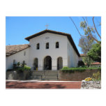 Old Mission, San Luis Obispo Post Card