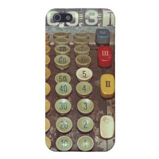 Old Money - Antique Cash Register Machine iPhone 5 Cases
