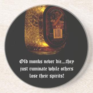 Old Monks Coaster