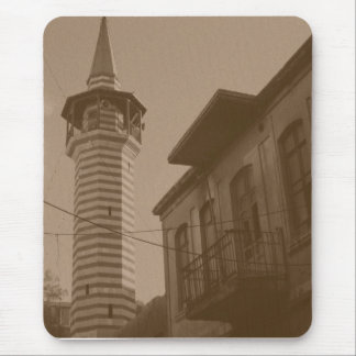 Old Mosque in Damascus - Syria Mousepad
