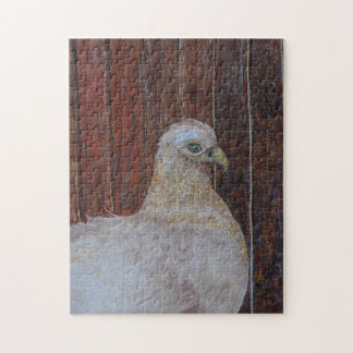 Old Mother Hen Jigsaw Puzzle