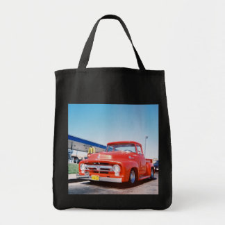 Old Muscle Grocery Tote Bag
