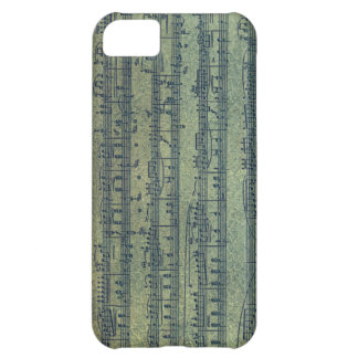 Old Music iPhone 5C Case