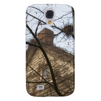Old & New, Birds Nest & Farmhouse Galaxy S4 Case