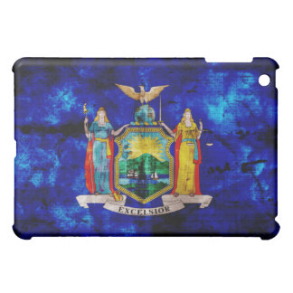 Old New York Flag; iPad Mini Cases