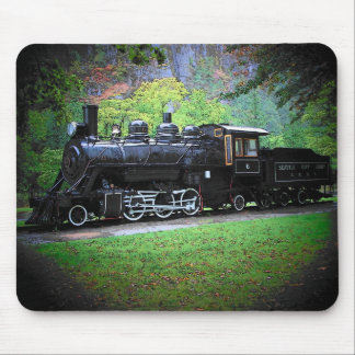 Old Number 6 train Mouse Pad