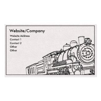 Old Number 9 Business Cards