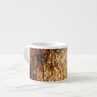 Old Oak Tree Bark Espresso Mug