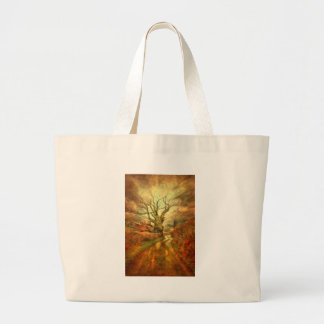 Old Oak Tree ....... Large Tote Bag