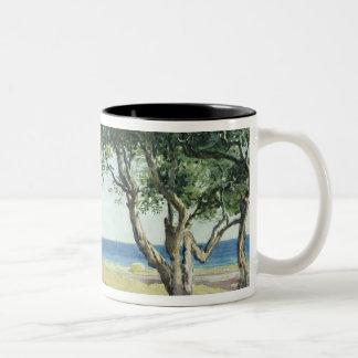 Old Olive Trees, Bordighera Mug