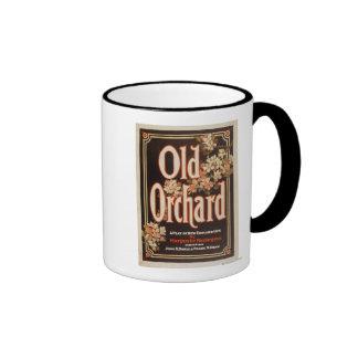 Old Orchard a Play of New England Life Poster Coffee Mug