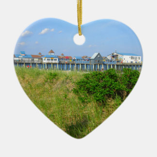 Old Orchard Beach Christmas Ornament