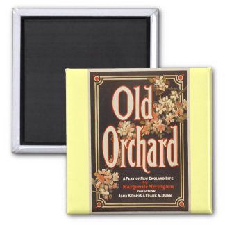 Old Orchard Detail - Magnet #2