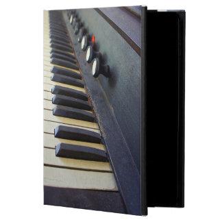 Old Organ Keys