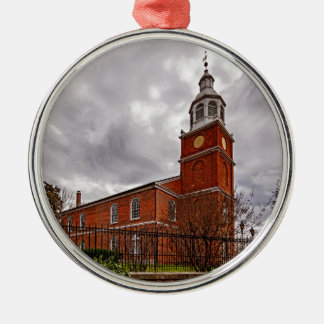 Old Otterbein UMC in Baltimore Christmas Ornament
