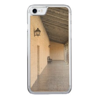 Old Outside Corridor Carved iPhone 7 Case