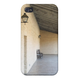 Old Outside Corridor iPhone 4/4S Cover