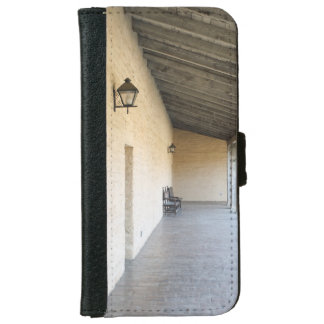 Old Outside Corridor iPhone 6 Wallet Case