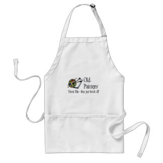 Old Painters Standard Apron