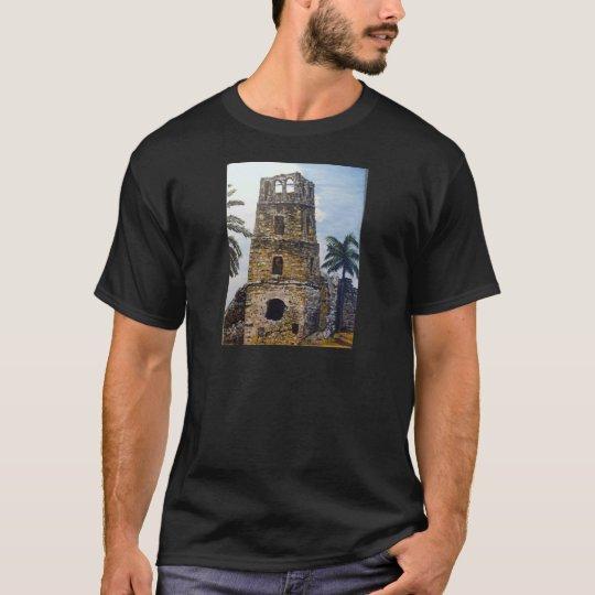 Old Panama WaterColor T-Shirt