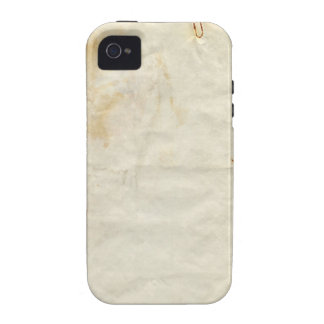 Old paper iPhone 4/4S covers